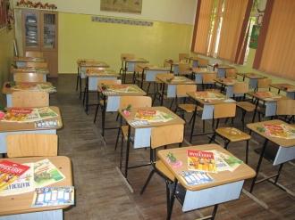Școlile din Moldova sunt reparate, după care închise
