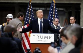 Трамп: мусульмане представляют серьезную проблему для безопасности США