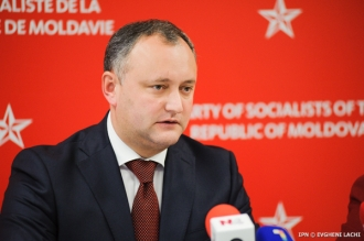 Додон: Экономическая ситуация в Молдове не плачевная, а катастрофическая
