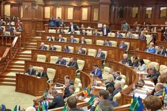 В Парламенте РМ принята Декларация о неприкосновенности суверенитета, независимости и постоянного нейтралитета Республики Молдова