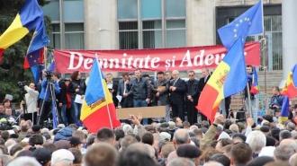 Платформа DA возобновляет протесты: крупная акция намечена на 24 апреля