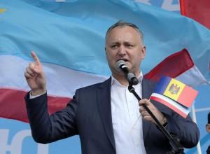Igor Dodon: Astăzi suntem alături de frații noștri găgăuzi pentru a demonstra că unionismul în RM nu va trece!