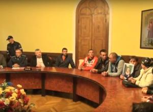 """Родственники погибших и пострадавших в """"La Soacra"""" требуют восстановить справедливость"""