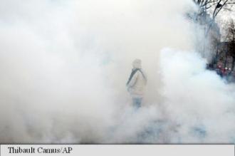 Cinci persoane rănite în urma unei explozii provocate de o scurgere de gaz în centrul Parisului