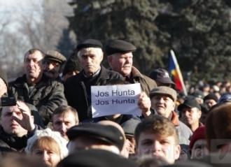 В воскресенье по стране прошли акции протеста
