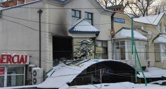 Дело администраторов кафе «La Soacra» на этой неделе передадут в суд