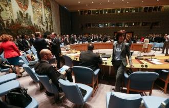 В Совбезе ООН заблокировали заявление России в поддержку всесторонних переговоров по Сирии