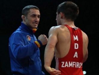 Zamfirov a cucerit medalia de bronz la Campionatul European de Lupte