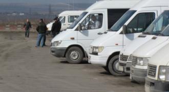 Proprietarii microbuzelor de linie din Capitală mai au la dispoziție nouă zile pentru a le supune testării tehnice.