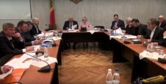 Оппозиционные депутаты подвергли жесткой критике законопроект «О статусе муниципия Кишинев», разработанный Либеральной Партией.
