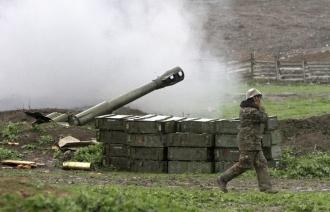 Азербайджан ночью обстрелял позиции и села на северо-востоке Армении, заявили в Ереване