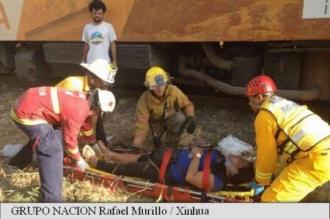 Costa Rica: Ciocnirea frontală a două trenuri face 245 de răniți, dintre care 7 în stare gravă
