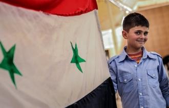 Сирийский город с населением 10 тысяч человек присоединился к процессу примирения