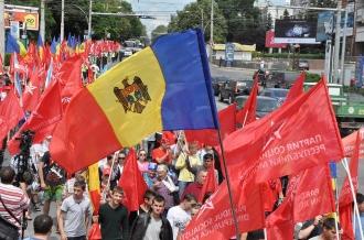 Socialiștii cheamă la marșuri în susținerea statalității moldovenești