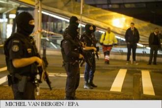 Olanda: Aeroportul Schiphol din Amsterdam, parțial evacuat după o alertă, o arestare