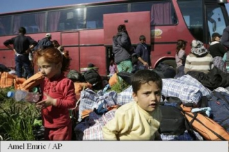 Peste 95.000 de copii neînsoțiți au cerut azil în Europa în 2015