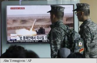 Coreea de Nord a ratat tirul cu rachetă balistică, anunță armata sud-coreeană