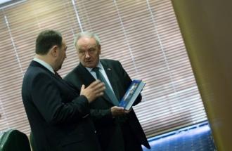 Тимофти посетил с рабочим визитом Конституционный суд